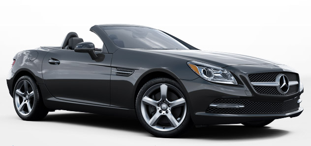 SLK250 Roadster at Mercedes-Benz of Huntsville - Huntsville, AL