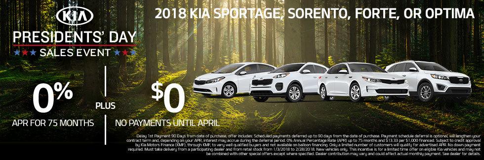 Kia Specials