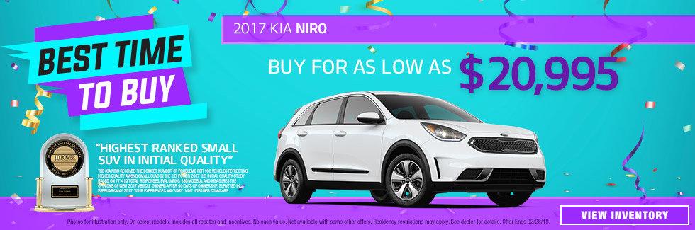 Niro Dealer