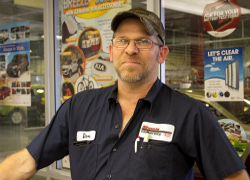 Dave Hodge - Master Technician