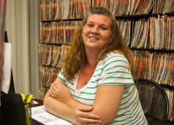 Vanessa Patterson - Service Receptionist