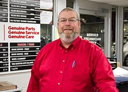 Heath King - Service Advisor
