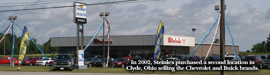 Stienle Family Dealerships