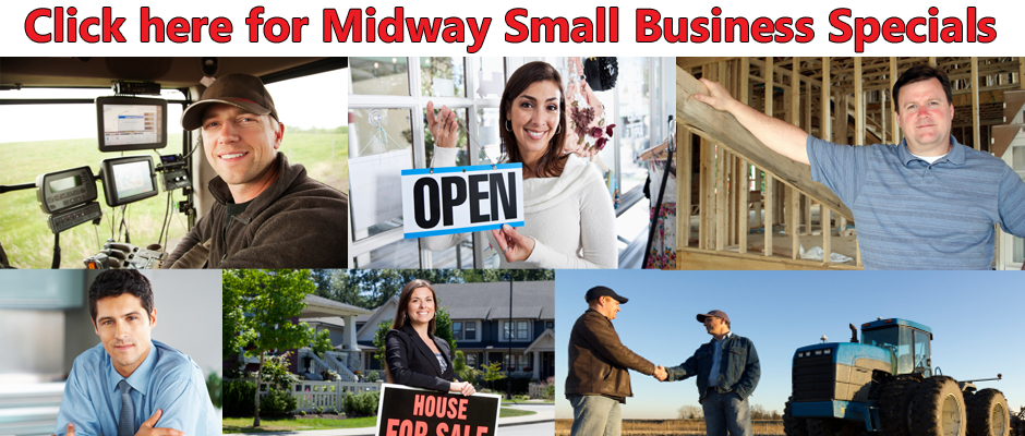 Midway Business Owner Specials