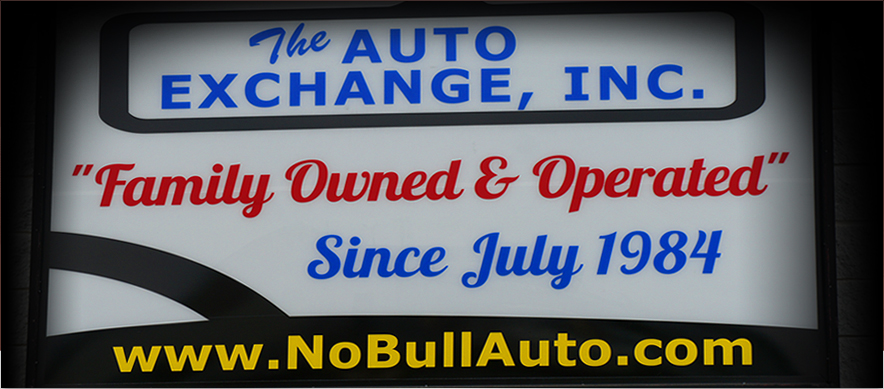 The Auto Exchange Inc Family Owned Operated