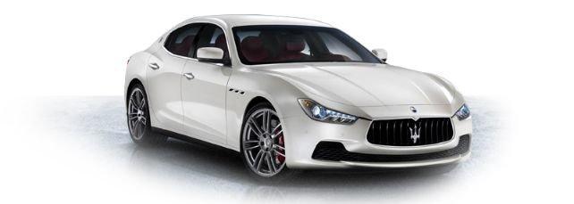 Wide World Maserati Car Banner