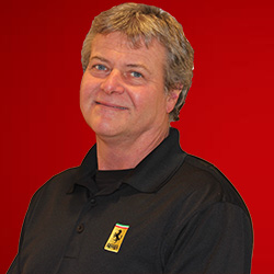 Dean Romer - Parts Manager