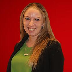 Sarah Sanchez - Receptionist