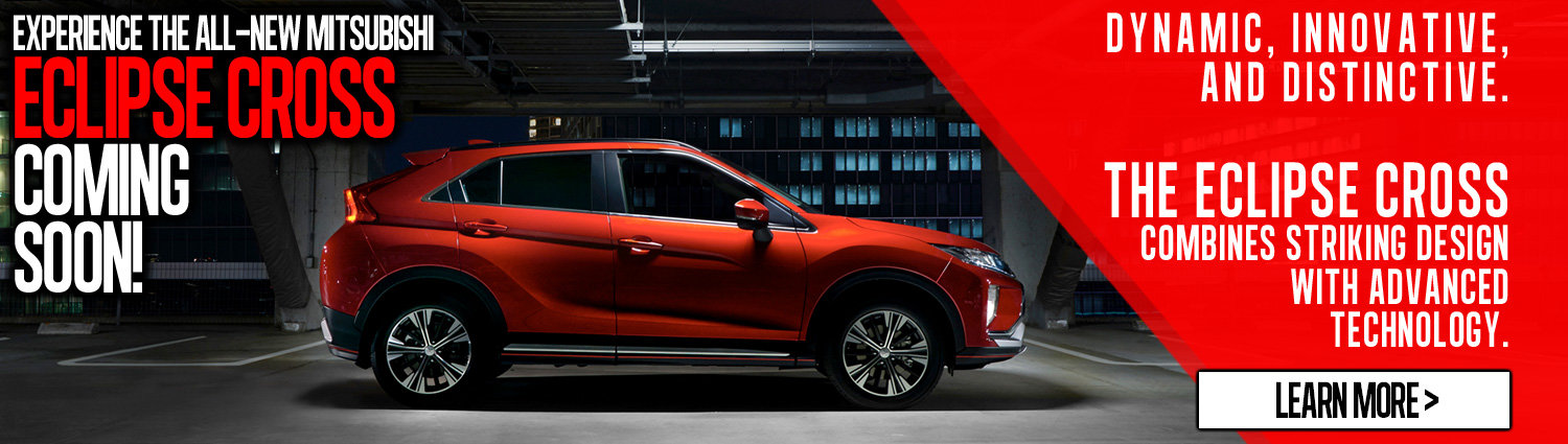 Experience Eclipse Cross