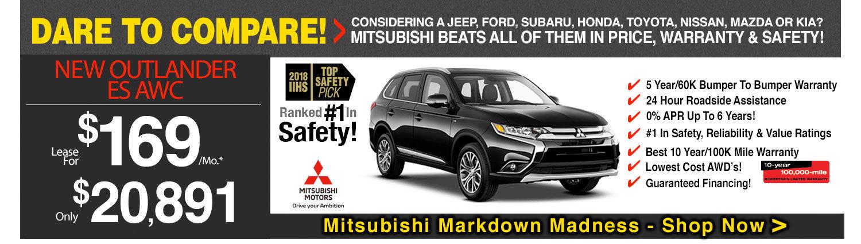 Michaud Mitsubishi Your Danvers FeelGood Mitsubishi Dealership - Mitsubishi roadside