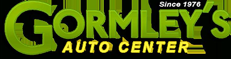 Gormley's Auto Center Logo