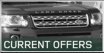 Land Rover Knoxville Current Offers