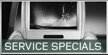 Land Rover Knoxville Service Specials
