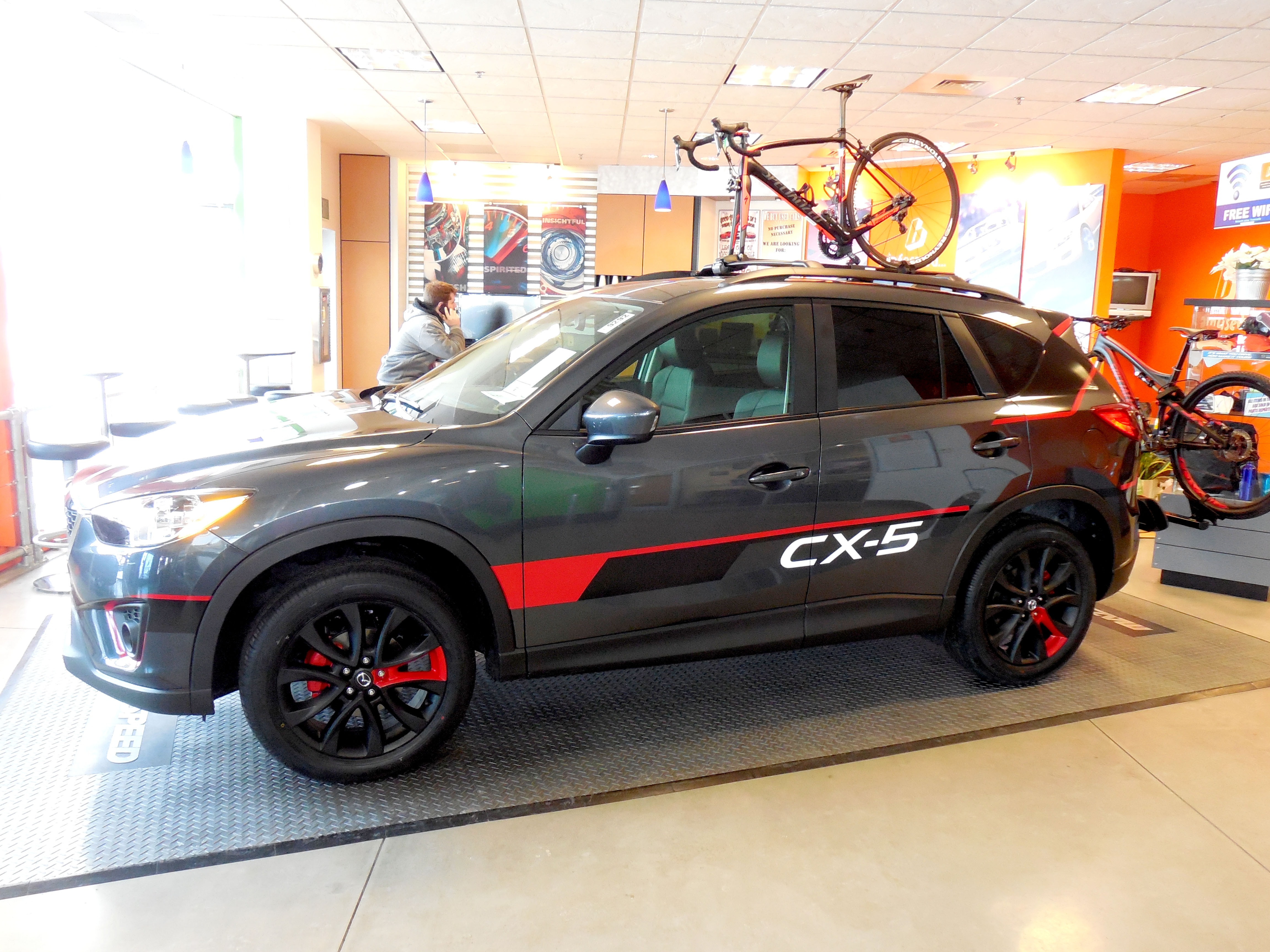 Images Of Mazda Cx 5 Aftermarket Accessories