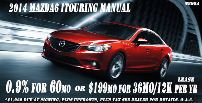 2014 mazda 6 ut salt lake city