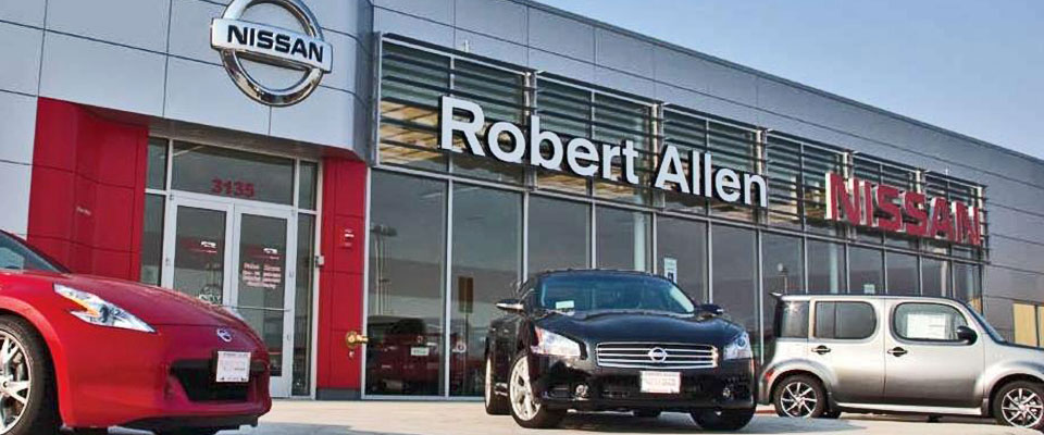 Robert Allen Nissan Dealership
