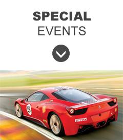 Wide World Ferrari Maserati Special Events
