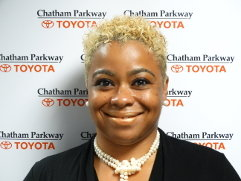 Patricia Bynes - Sales and Leasing Consultant