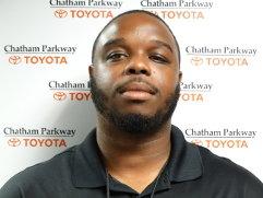 Rashad Burroughs - Parts Driver