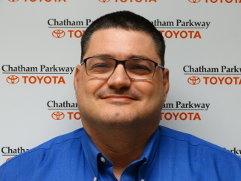 Ren Perez - Parts Director