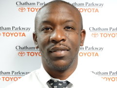 Tavaris Williams - Sales and Leasing Consultant