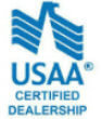 USAA Certified Dealership Logo