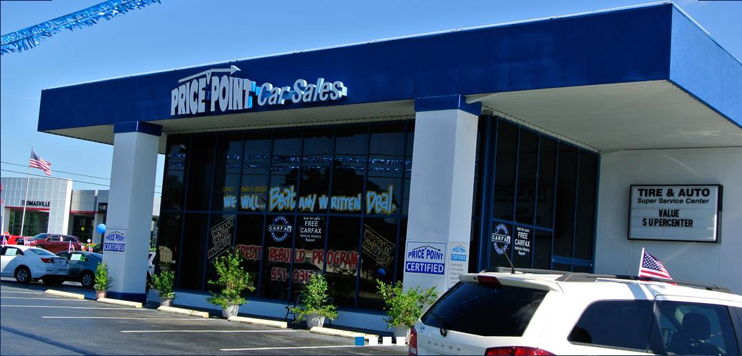 Price Point Sales Center