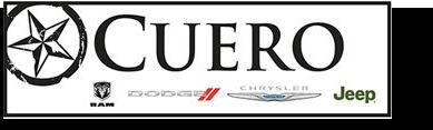 Cuero Dodge Chrysler Jeep Ram Logo