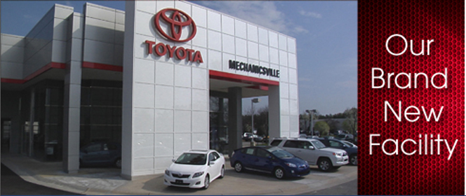 Mechanicsville Toyota