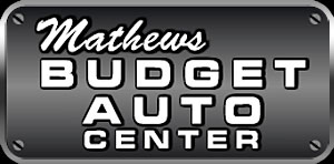 Home | Mathews Budget Auto Center