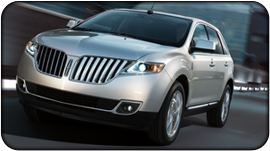 View New LINCOLN Vehicles