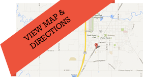 Directions to Stone's Town & Country Motors