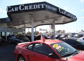 Car Credit at 2902 W. Hillsborough Avenue