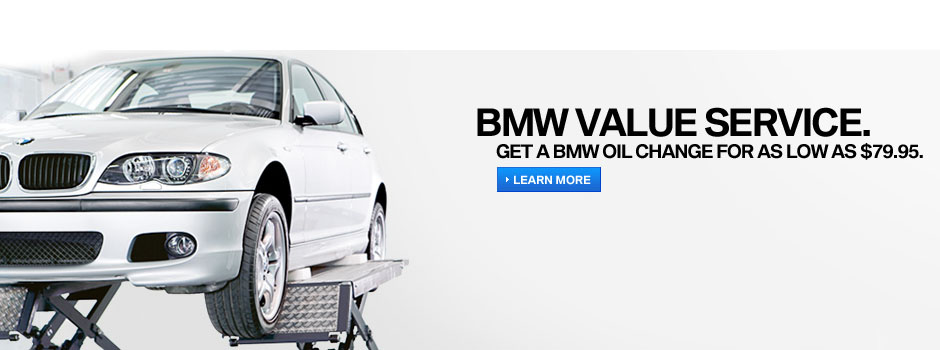 BMW Oil Change