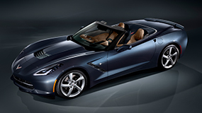 2014 Stingray Corvette Convertible