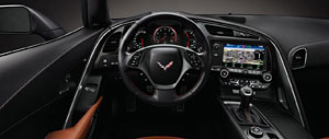 2014 Corvette Steering Wheel