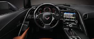2014 Corvette Steering Wheel