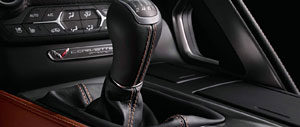 2014 Corvette Shifter