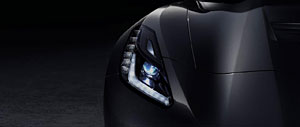 2014 Corvette Headlight