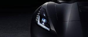 2014 Corvette Headlight