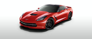 Torch Red 2014 Corvette