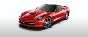 Torch Red 2014 Corvette