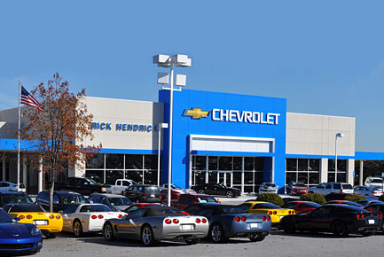 rick hendrick chevrolet at gwinnett place duluth. Black Bedroom Furniture Sets. Home Design Ideas