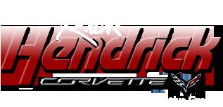 Rick Hendrick Corvette
