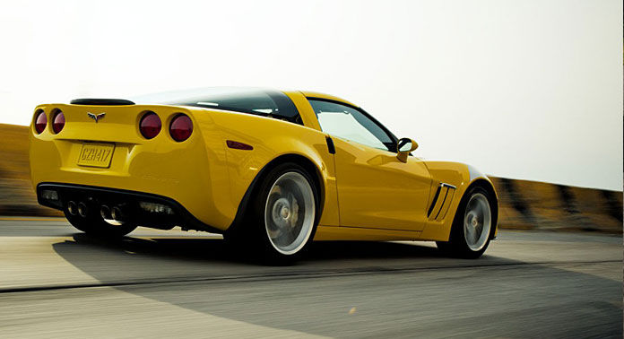 Corvette Grand Sport Coupe