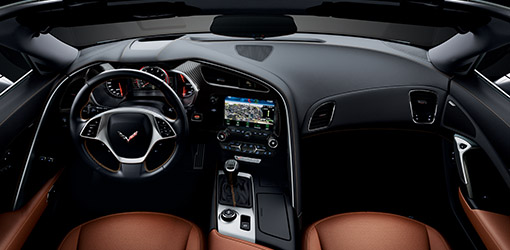 Chevy Corvette Stingray Interior