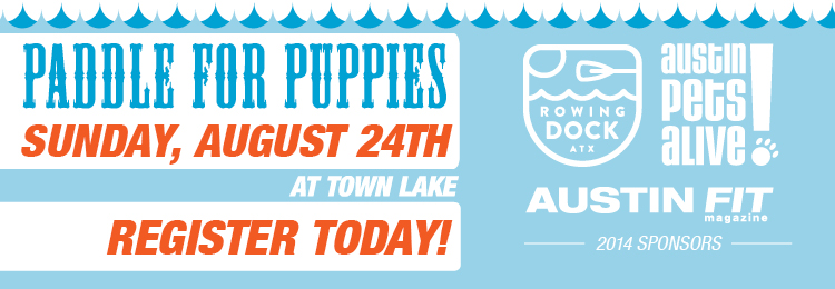 Paddle for Puppies 2014