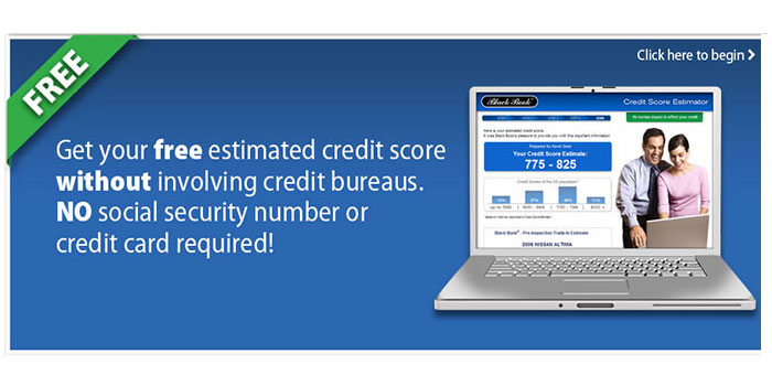 Get A Credit Score Check
