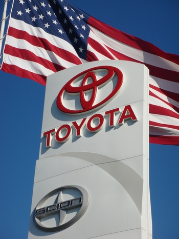 Mike Smith Toyota Scion
