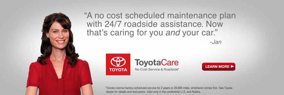 Toyota Car Care